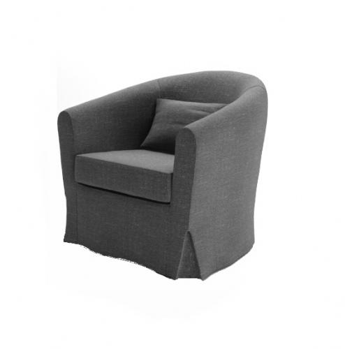 bezug f r tullsta fauteuil. Black Bedroom Furniture Sets. Home Design Ideas