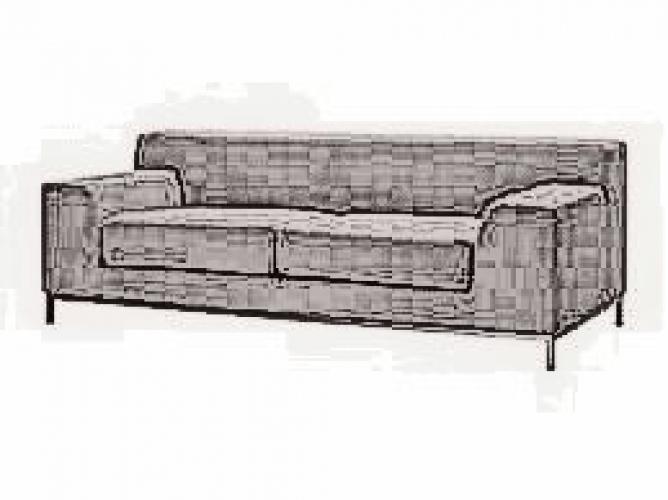bezug f r kramfors dreier sofa. Black Bedroom Furniture Sets. Home Design Ideas