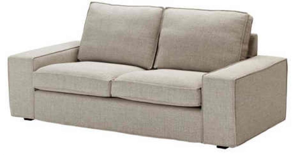bezug f r kivik dreier sofa. Black Bedroom Furniture Sets. Home Design Ideas
