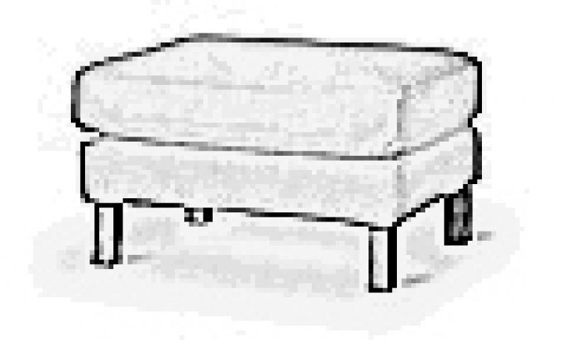 bezug f r karlstad fu schemel. Black Bedroom Furniture Sets. Home Design Ideas