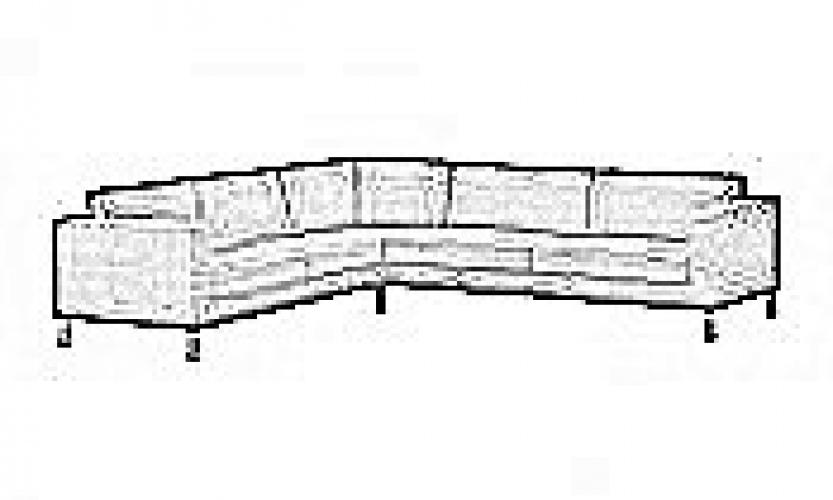 bezug f r karlstad ecksofa rechts. Black Bedroom Furniture Sets. Home Design Ideas